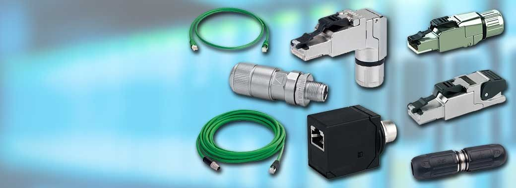 Remke has RJ45 ethernet connectors in stock and ready to ship.