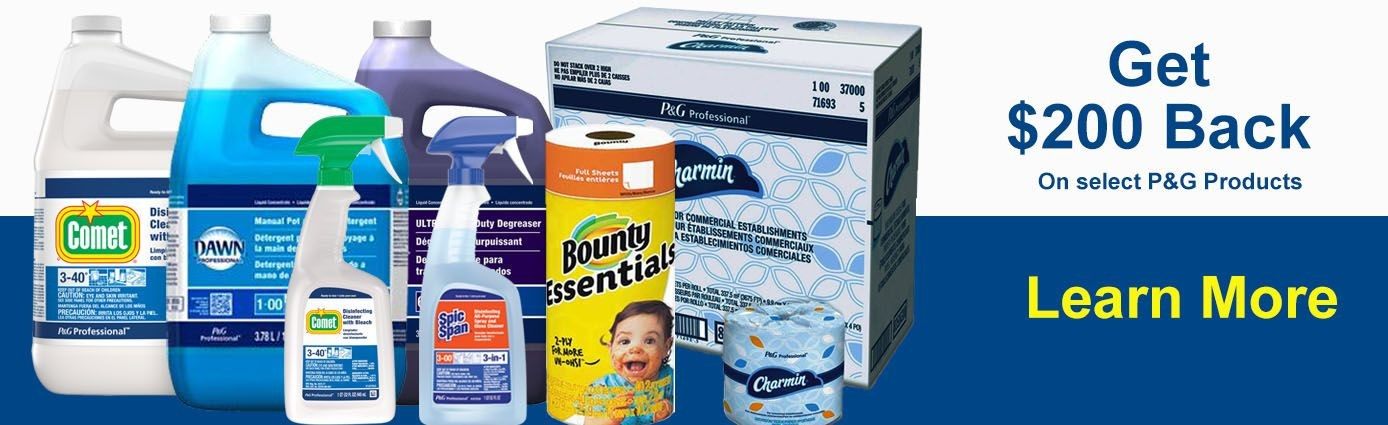 P&G Winter Rebate Offer