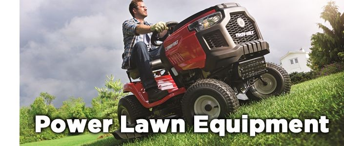 Power Lawn Equipment