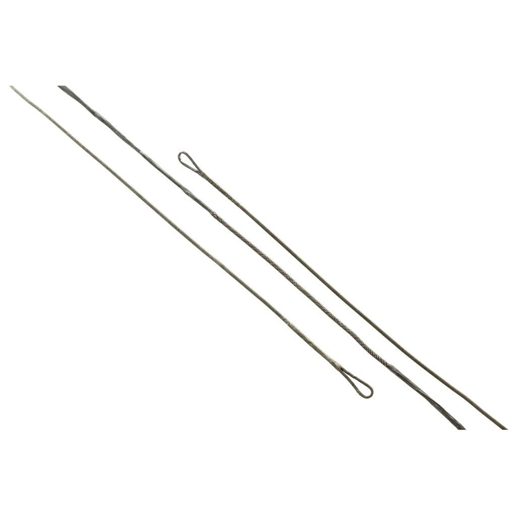 18 Strand J and D Teardrop Bowstring Black B50 32 in