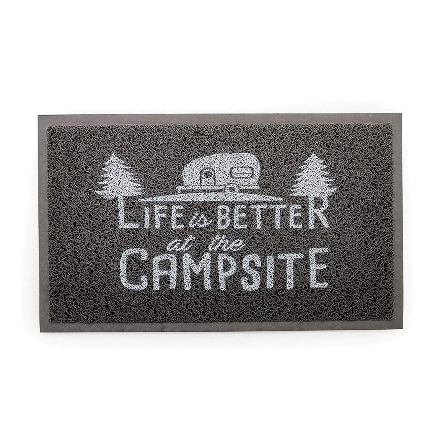 Life Is Better At The Campsite Outdoor Indoor Welcome Mat Theisen S Home Auto