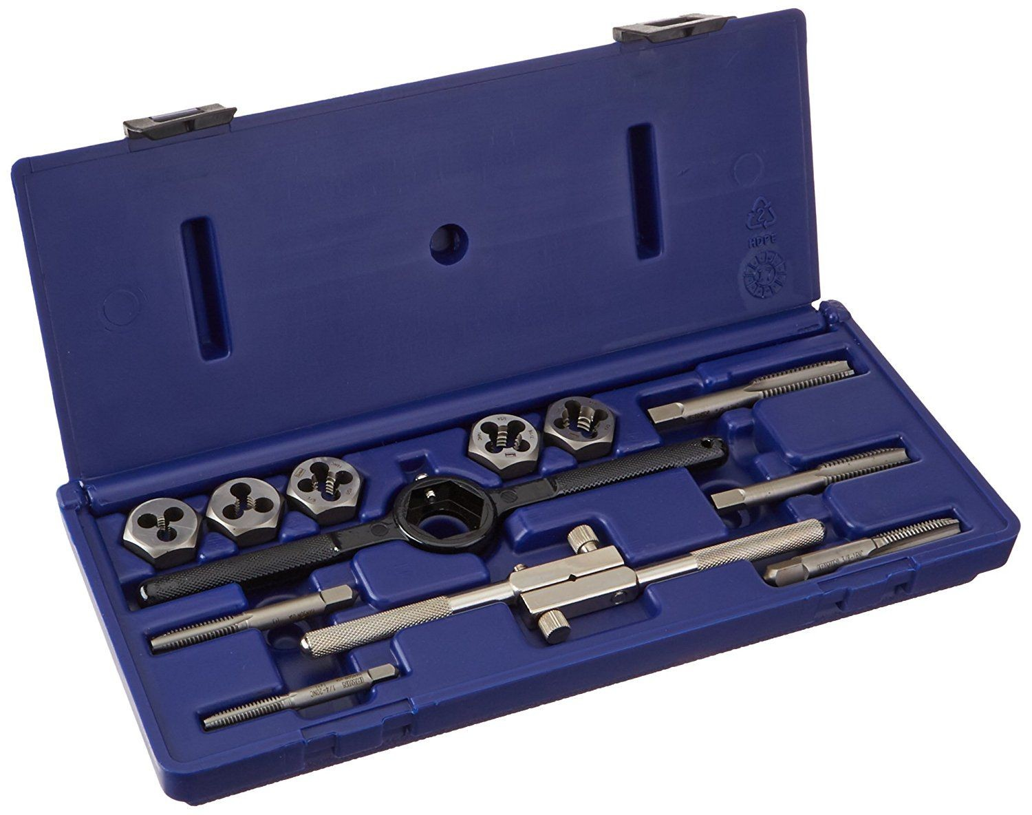 Fractional Tap And Hex Set 12 Pc Theisen S Home Auto