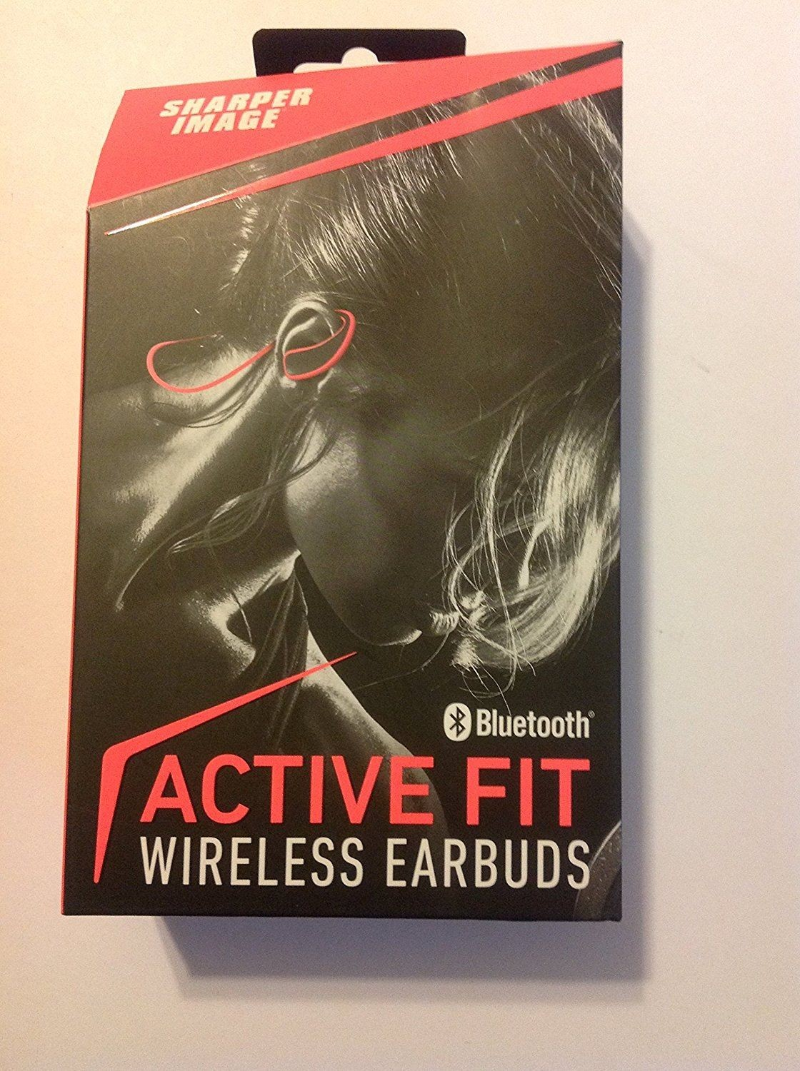 Bluetooth Active Fit Wireless Earbuds With Microphone Volume