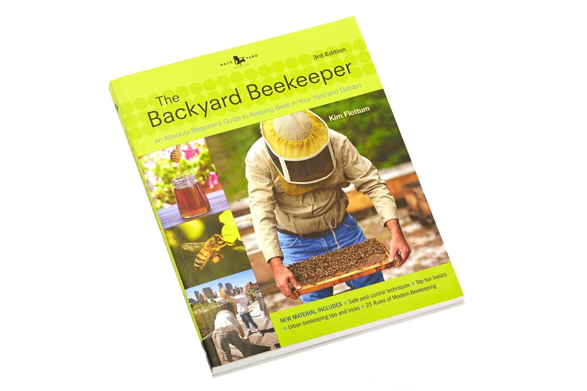 backyard beekeeper book theisen u0027s home u0026 auto
