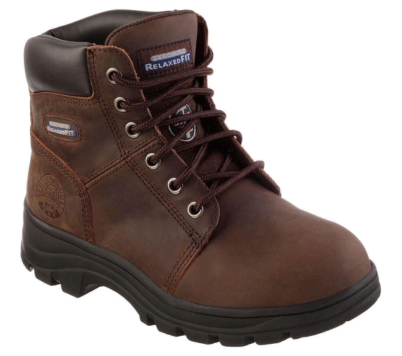 Ladies Work Boots