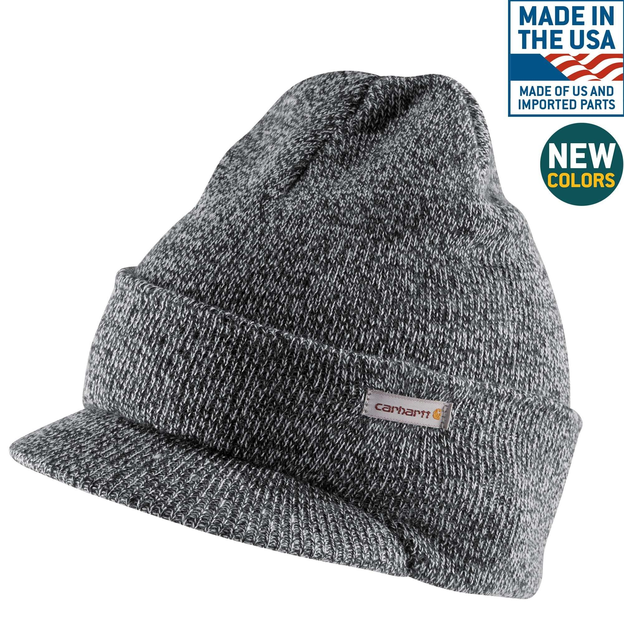 59f5f953813a6 M Knit Hat With Visor