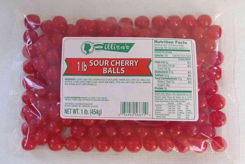 Sour Cherry Balls Theisen S Home Auto
