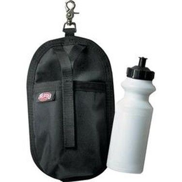 Weaver Leather Clip-On Holster with Water Bottle