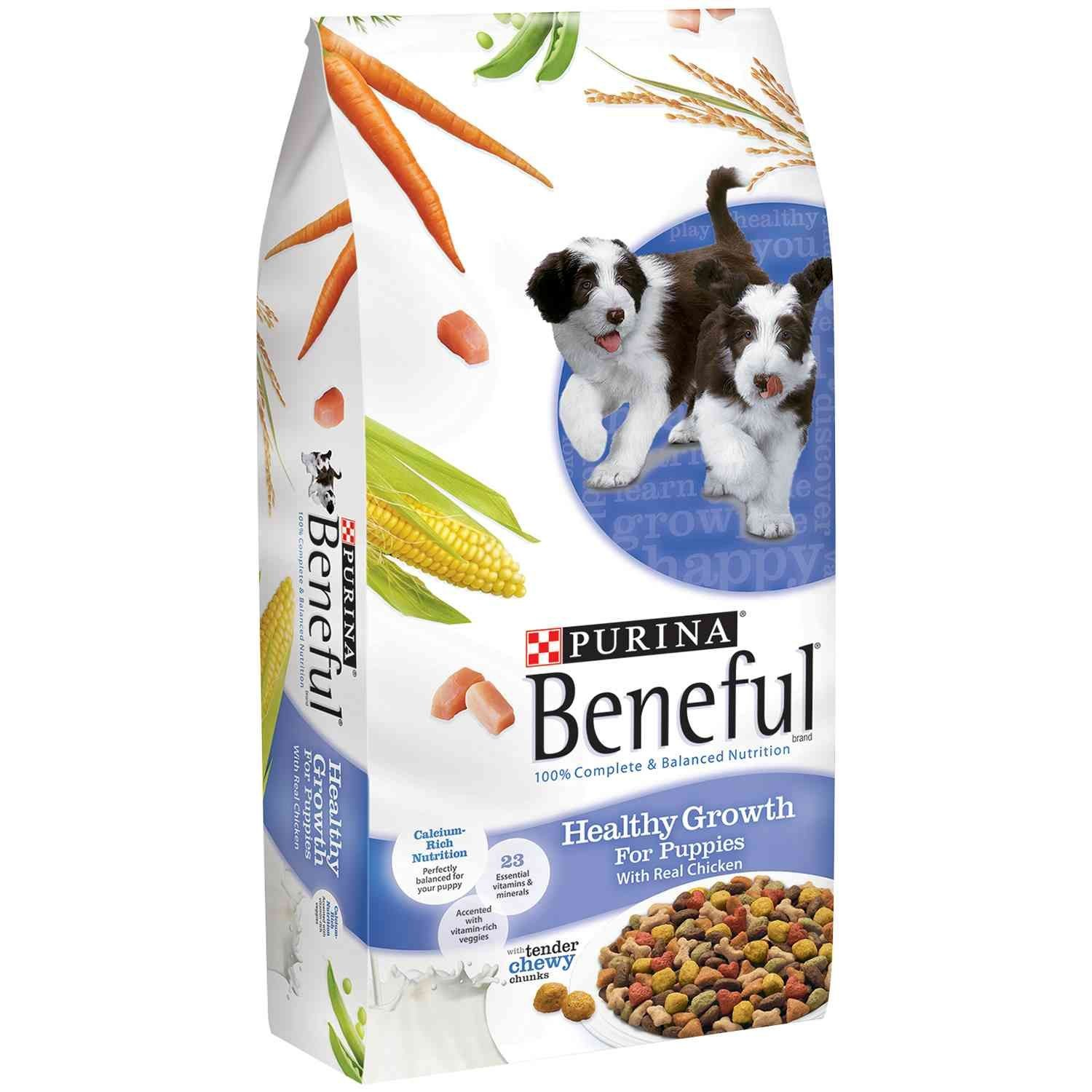 Beneful Healthy Growth For Puppies Theisens Home Auto