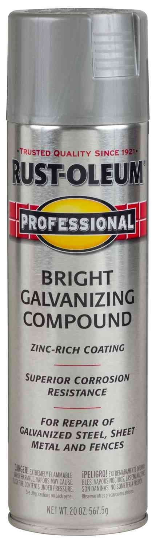 Galvanizing Compound Spray