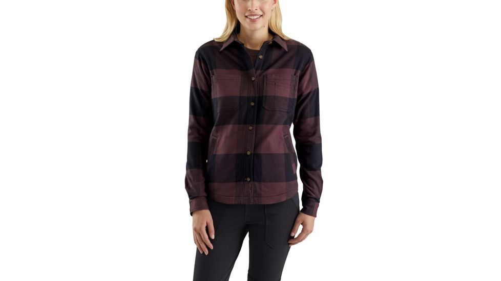 the latest 62c2d 258c7 Ladies  Rugged Flex Hamilton Fleece Lined Shirt   Theisen s Home   Auto