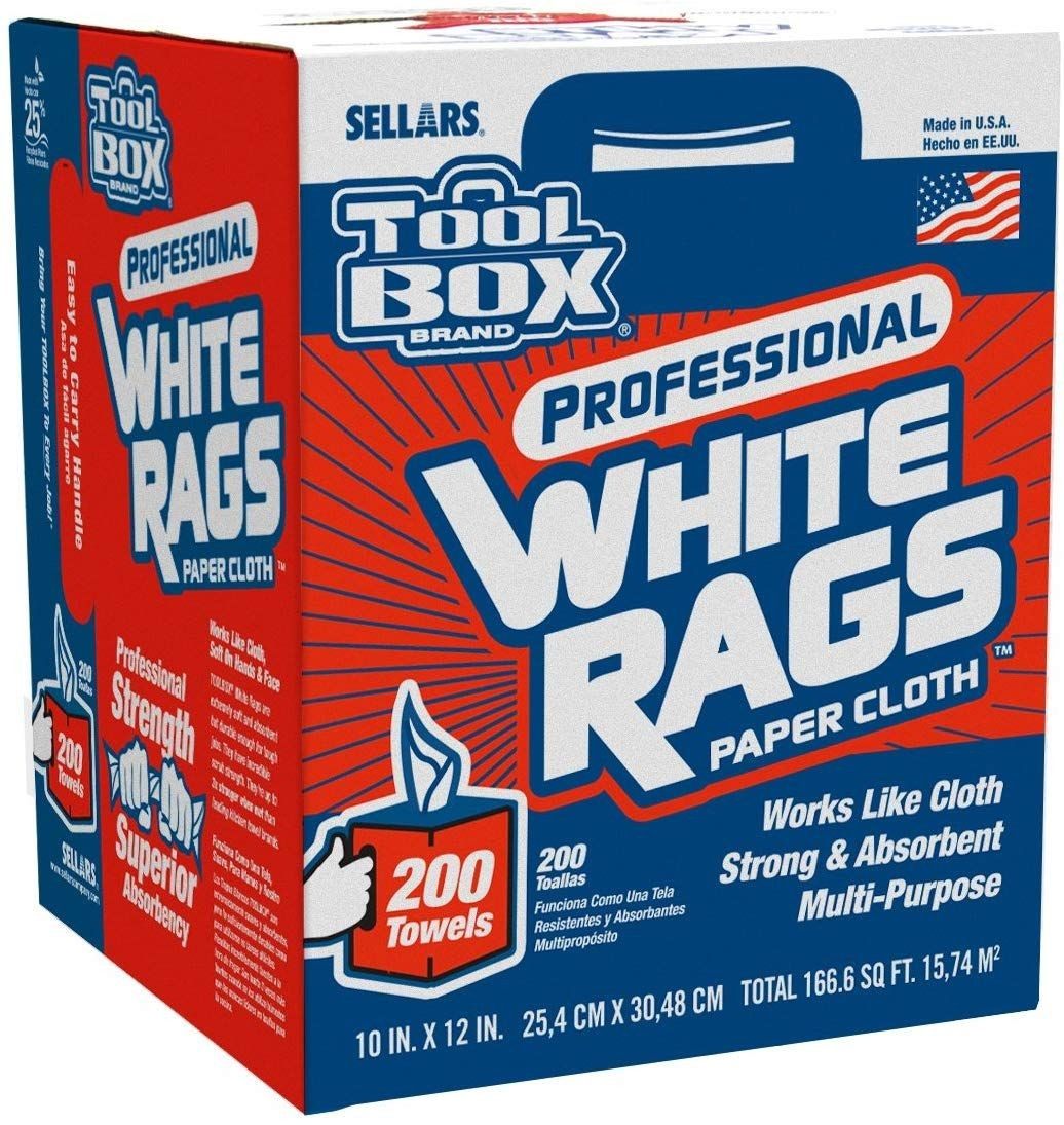 Rags & Wipes