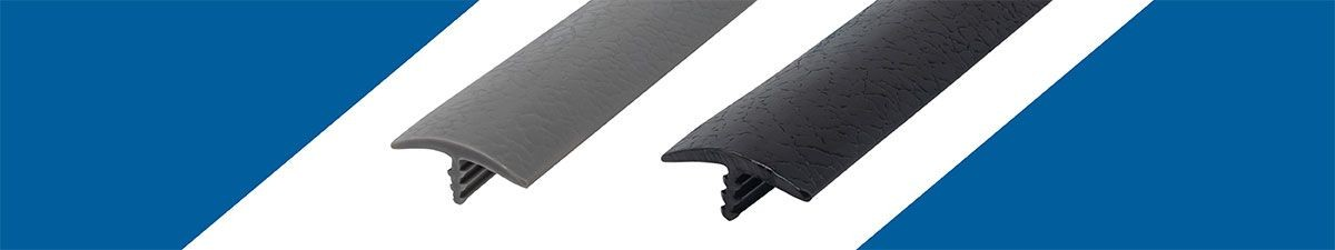 leatherette t moulding
