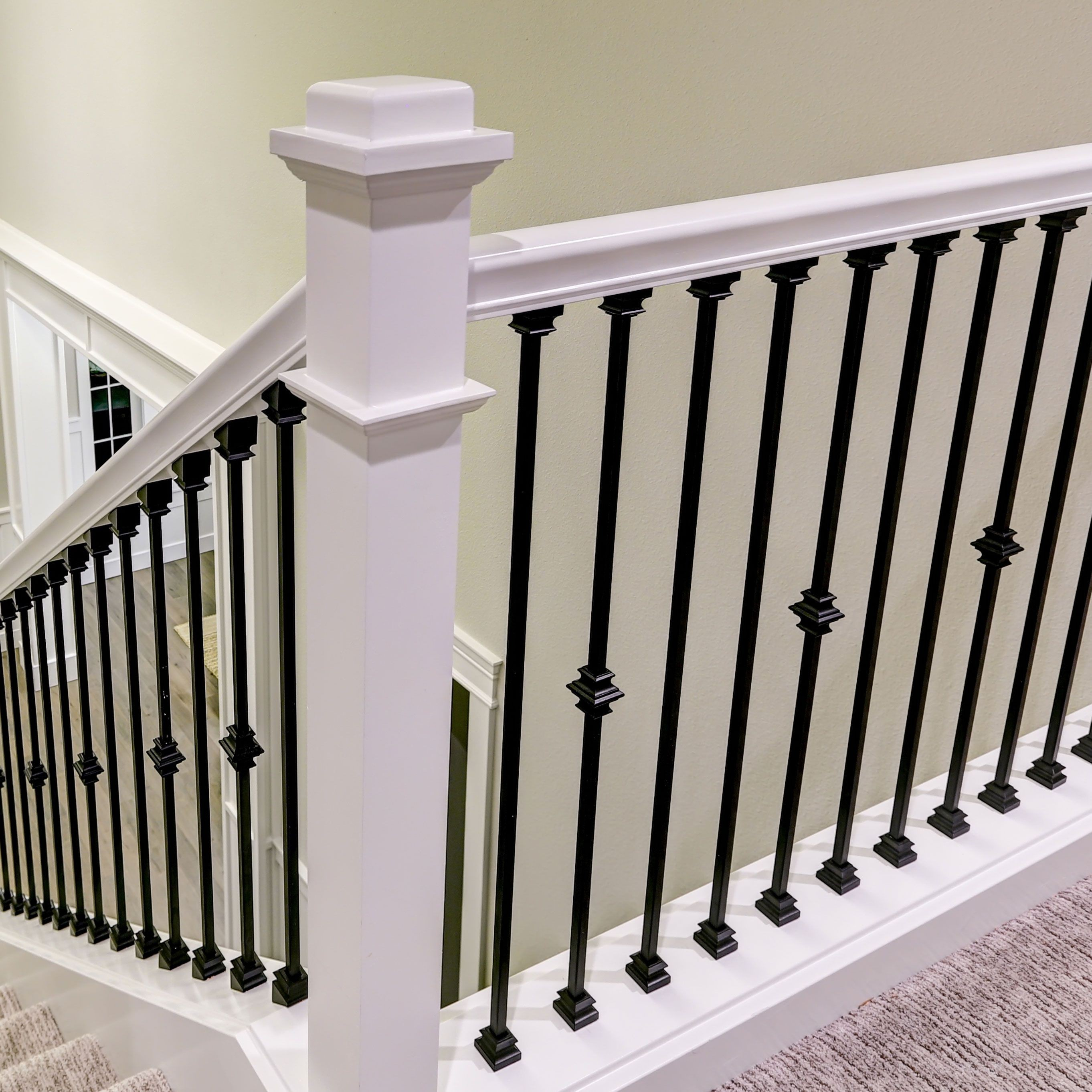 Powder Coated Balusters