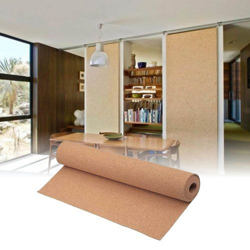 Cork Roll and Cork Board Roll