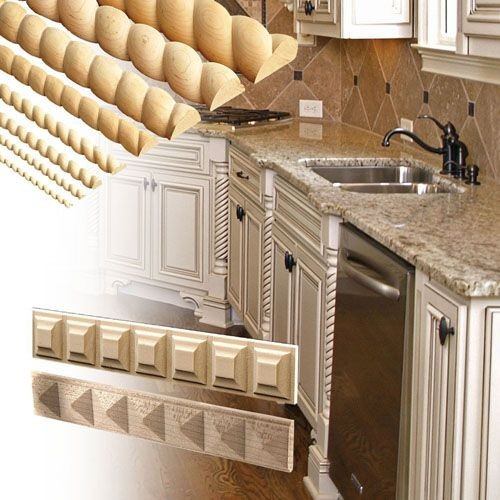 Decorative Wood Trim