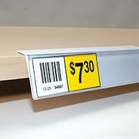 Price Tag Holder and Shelf Label Holders