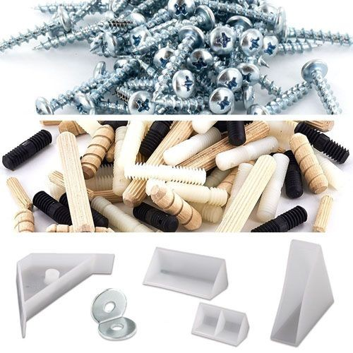 Screws, Fastners and Braces