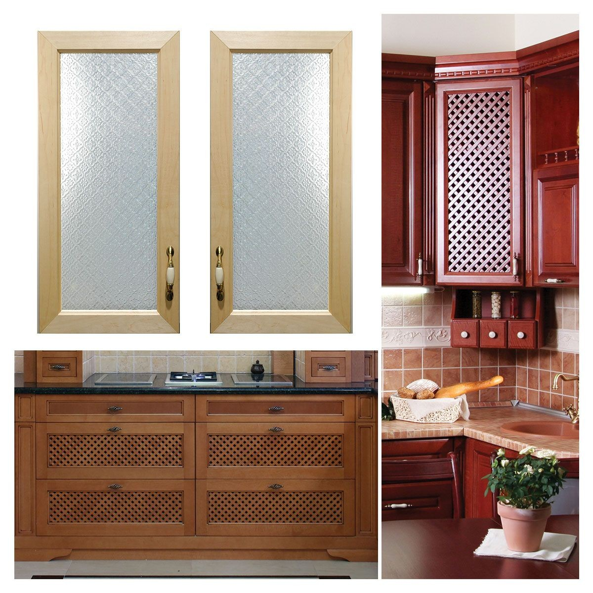 Decorative Cabinetry Components