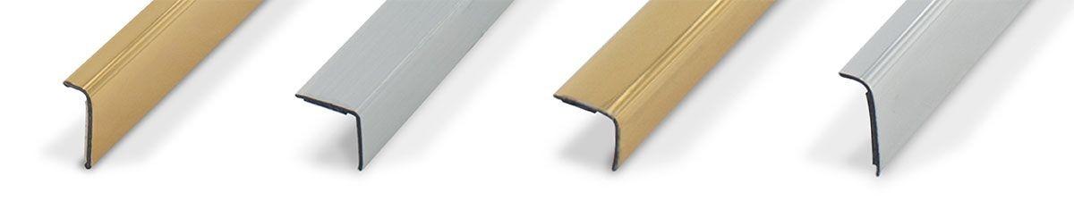 Metallic Plastic Angle