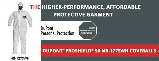 DuPont™ ProShield® 50 NB-127SWH Coveralls