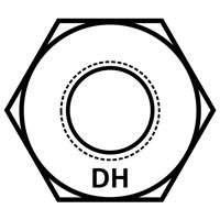 Grade DH Head Marking