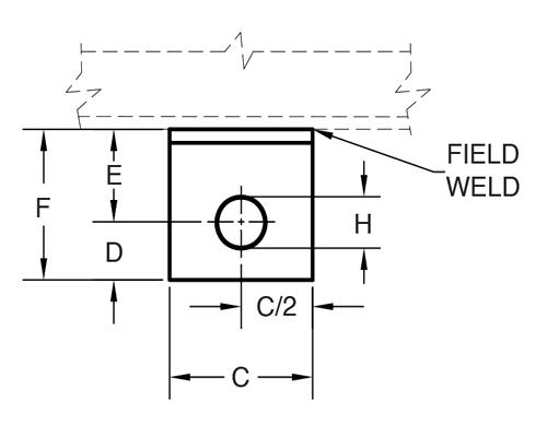 Figure 55 Welding Lug