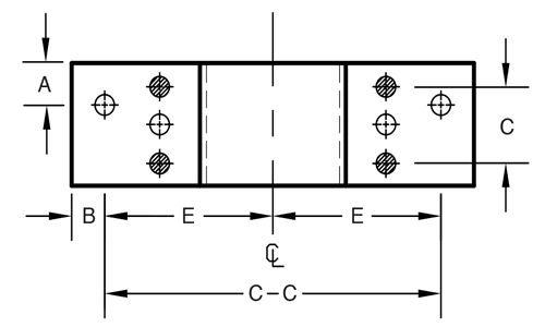 Figure 40 Standard Riser Clamp