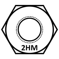 Grade 2HM Head Marking
