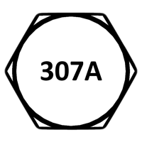 A307 Head Marking