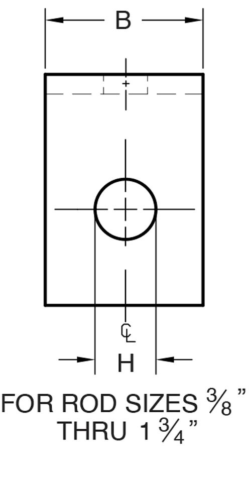 Figure 66B Welded Beam Attachment