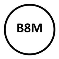 Grade B8M Stainless Steel Head Marking
