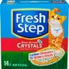 Dual Action Crystals Scoopable Clumping Cat Litter