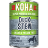 Koha Grain & Potato Free Duck Stew Canned Dog Food, 12.7 Oz, Case Of 12