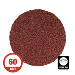 "2"" Surface Conditioning Disc Turn-On 60 Grit - 50 Per Box"