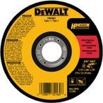 "DeWalt 4-1/2"" x 0.045"" x 7/8"" Cut-Off Wheel"