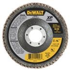 "DeWalt 4-1/2"" Ceramic Flap Disc 80 Grit"