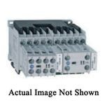 Allen-Bradley 104-K05KF02 Reversing IEC Contactor, 230 VAC Coil, 5 A Maximum Load Current, 3NO-1NC Contact Configuration, 4 Pole