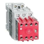 Allen-Bradley 100S-C23EJ322C IEC Safety Contactor With Electronic Coil, 24 VDC Coil, 23 A Maximum Load Current, 2NO-2NC Contact Configuration, 4 Pole