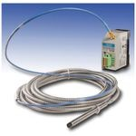 Allen-Bradley 1442-PS-0840E0010A Standard Mount Eddy Current Probe With 1 m Armored Cable, 8 mm Jaw, 3/8-24 UNF Connection