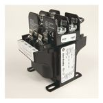 Rockwell Automation 1497A-A11-M8-1-N Control Circuit Transformer, 208/277/380 VAC Primary, 95/115 VAC Secondary, 1000 VA Power, 50/60 Hz Primary Frequency