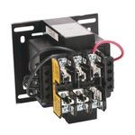 1497 - CCT Standard Transformer, 200VA, 600V 60Hz / 550V 50Hz Primary, 110V 50Hz / 120V 60Hz Secondary, 2 Pri - 1 Sec Fuse Blocks, No Cover/ No Sec. Fuse