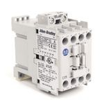 100-C IEC Contactor, 24V 50/60Hz, Screw Terminals, Line Side, 9A, 1 N.O. 0 N.C. Auxiliary Contact Configuration, Single Pack