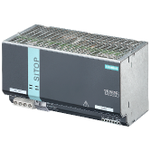 Siemens 6EP14373BA00 SITOP Modular Power Supply, 320 to 550 VAC Input, 24 VDC Output, 960 W Power, 40 A, DIN Rail Mounting