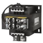 Siemens KTH300 Control Power Transformer, 208 VAC Primary, 120 VAC Secondary, 300 VA Power, 50/60 Hz Frequency, 1 Phase
