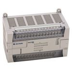Rockwell Automation 1762 MicroLogix 1200 System, MicroLogix 1200, 120/240V ac power, (24) 120V ac digital inputs, (16) relay outputs