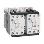 Rockwell Automation 104-C12J22 Reversing Contactor, 24 VAC Coil, 12 A Maximum Load Current, 1NO-1NC Contact Configuration