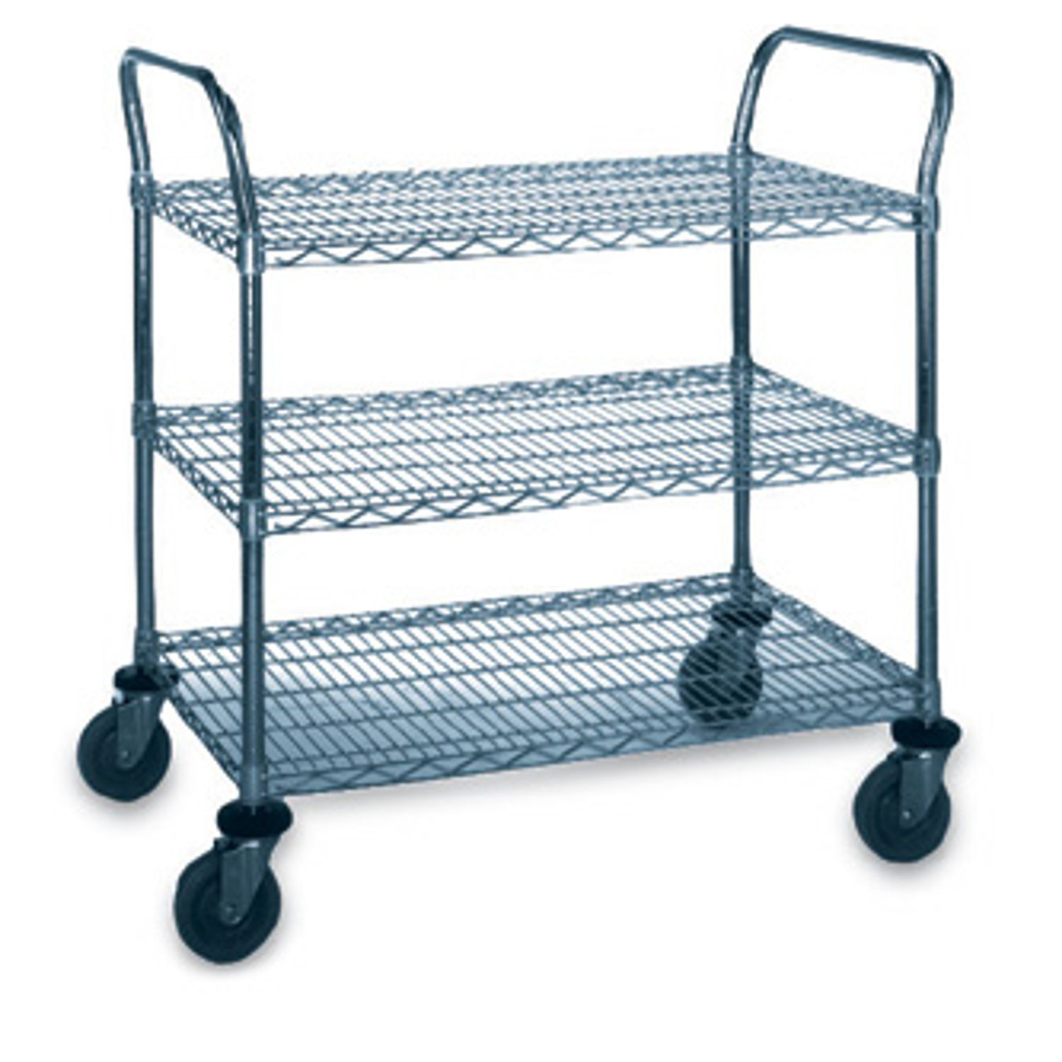 General-Purpose WIre Push Cart | Armstrong Medical