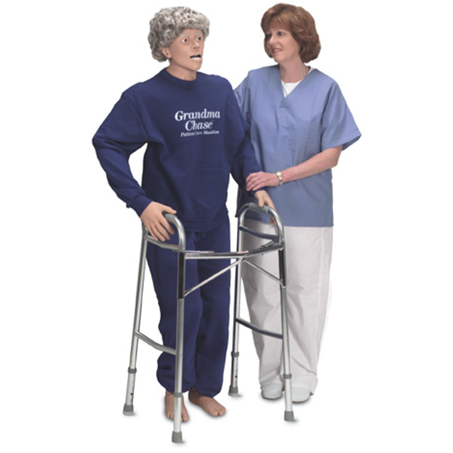 grandma chase patient care manikin armstrong medical
