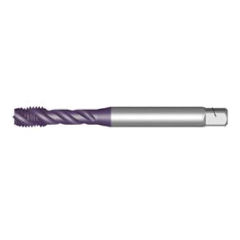 Spiral Point Hand Tap Plug 1//4-28 TiCN